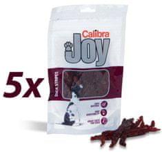 Calibra Joy poslastice za pse, patka, 5 x 80 g