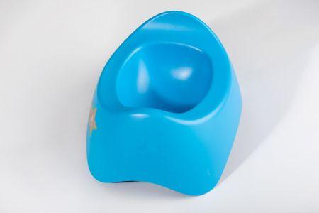 eKoala eKing BIO plast nočník, modrý