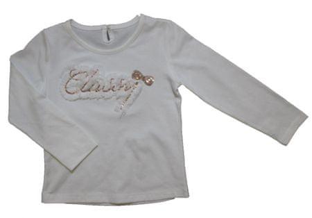 Carodel dívčí tričko Classy 122/128 biela
