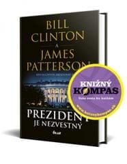 Clinton, James Patterson Bill: Prezident je nezvestný