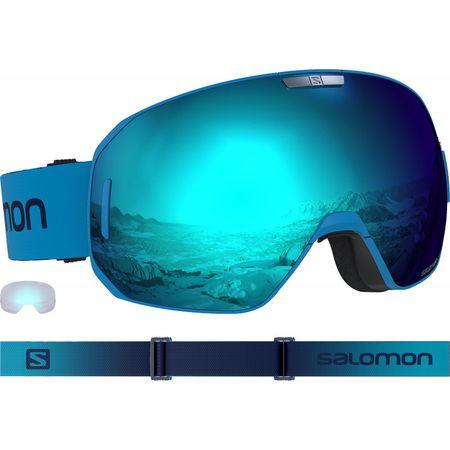 Salomon S/MAX Hawaian Blue/Solar Blue