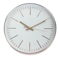 Koopman zegar ścienny, 30 cm, bez liczb