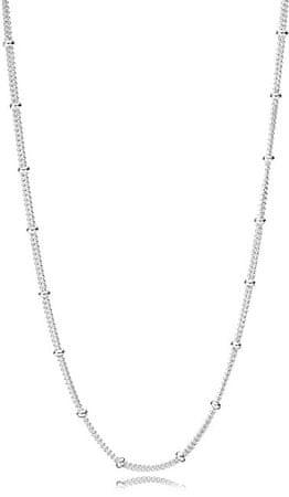 Pandora Srebrny naszyjnik 397210-70 srebro 925/1000