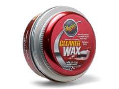 Meguiar's Cleaner Wax Paste - tuhá, lehce abrazivní leštěnka s voskem, 311 g