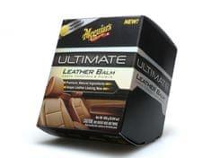 Meguiar's Ultimate Leather Balm - luxusní balzám na přírodní i umělou kůži, 160 g
