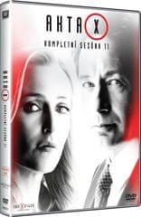 Akta X 11. série (3DVD, 10 epizod) - DVD