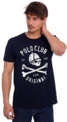 Polo Club C.H.A muška majica s kratkim rukavima
