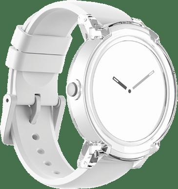 Mobvoi pametna ura TicWatch Express, bela - Odprta embalaža