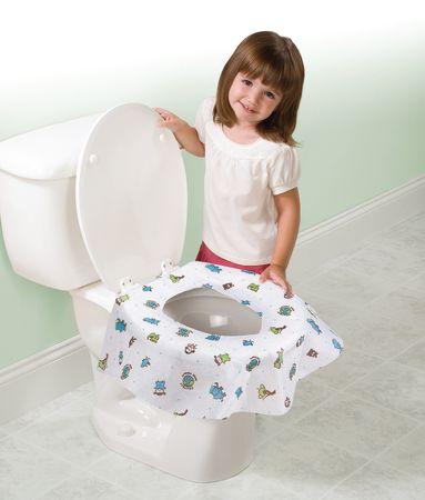 Summer Infant Jednorazový chránič toaletnej dosky 10ks