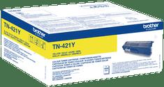 Brother TN-421Y, žlutá (TN421Y)