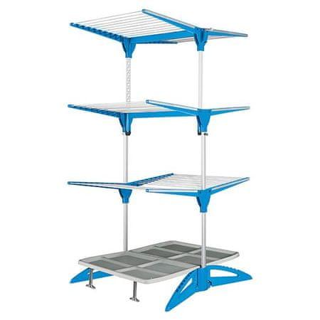 Meliconi Függőleges ruhaszárító STENDIMEGLIO 60 MAXI kék