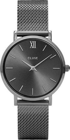 Cluse Minuit Mesh Dark/Grey CL30067