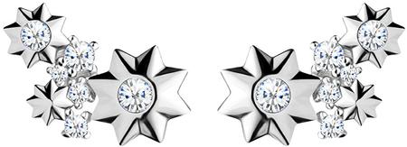 Preciosa Ezüst csillag fülbevaló Orion 5246 00 ezüst 925/1000