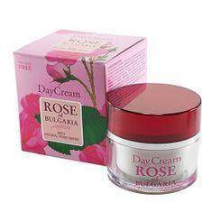 BioFresh Codziennie kojący krem z różaną Rose Bułgarii (Day Cream) 50 ml