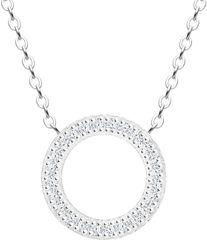 Preciosa Dámsky oceľový náhrdelník Gemini 7329 00