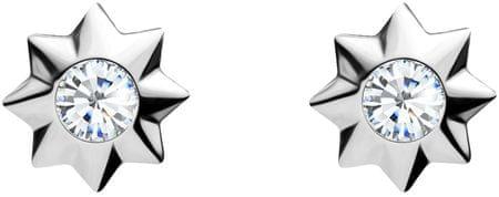 Preciosa Simpatični srebrni uhani Orion 5249 00 srebro 925/1000