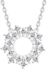 Preciosa Originálne strieborný náhrdelník Orion 5257 00 (retiazka, prívesok) striebro 925/1000