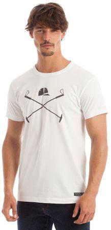 Polo Club C.H.A muška majica s kratkim rukavima, XL, bijela