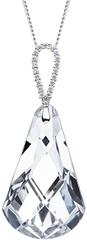 Preciosa Charakterystyczny Srebrny naszyjnik Cygnus 6113 00 srebro 925/1000