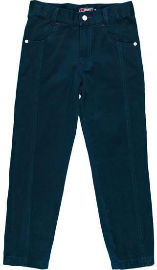 MMDadak chlapčenské nohavice s podšívkou Kamera 80 modrá