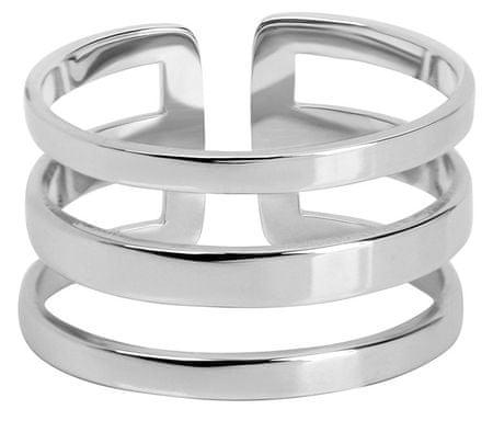 Troli Stylowy potrójne pierścień stal