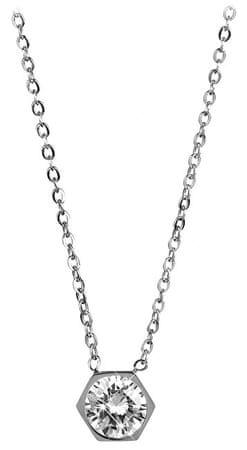 Troli Jeklena ogrlica s šesterokotnikom