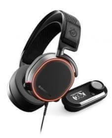 SteelSeries gaming slušalke Arctis Pro + GameDAC