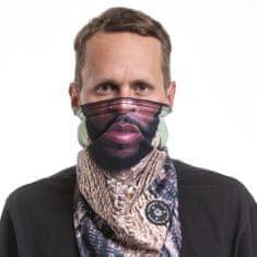Nugget unisex maska Winter 2, večbarvna