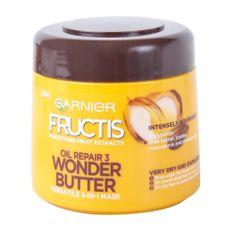 Garnier maska Fructis Wonder Butter, 300 ml