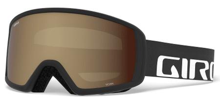 Giro Scan skijaške naočale Black Wordmark AR40
