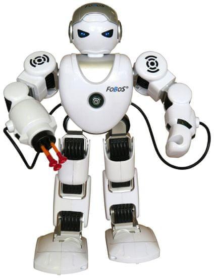 Teddies Robot FOBOS RC Česky mluvící