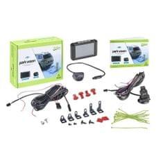 Valeo Parkovací asistent 632210 Park Vision, zadní, kamera a TFT displej, zvukový signál, 9-16 V