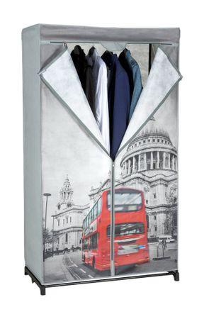 TimeLife Ruhásszekrény 88x160 cm, old times