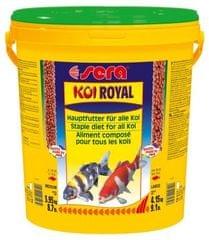 Sera Základníé krmivo pro koi a iostatní jezírkové ryby Koi Royal Medium 20l