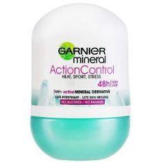 Garnier Dezodorant mineralny Działanie kontroli rolki na 48 h dla kobiet 50 ml