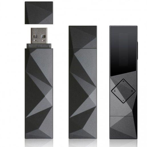 Cowon iAudio U7 32GB, čierna