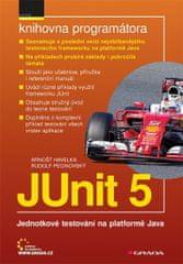 Havelka Arnošt, Pecinovský Rudolf,: JUnit 5 - Jednotkové testování na platformě Java