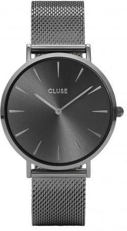 Cluse La Bohème Mesh Dark Grey CL18121