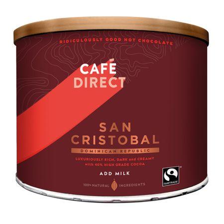 Cafédirect Horúca čokoláda San Cristobal 1 kg