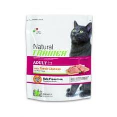 TRAINER Natural Cat Adult kuřecí 1,5kg