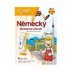 Německý obrázkový Slovník - Kouzelné čtení