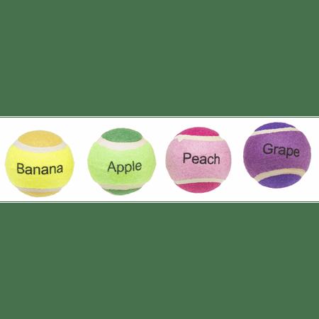 Gimborn Hračka Gimborn tenisový míč s příchutí ovoce