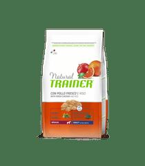 TRAINER Natural Medium Adult čerstvé kuře 3kg