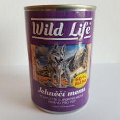 Wild Life Superpremium pate s jehněčímm 400g
