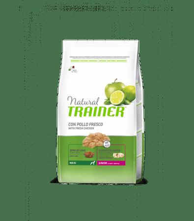 TRAINER Natural Maxi Junior čerstvé kuře 3kg