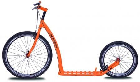 Olpran Roller A6 piros narancssárga