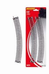 MEHANO tračnice, zakrivljena staza (F210)