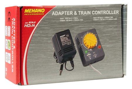 MEHANO adapter i regulator, izlaz DC-EU (F371)