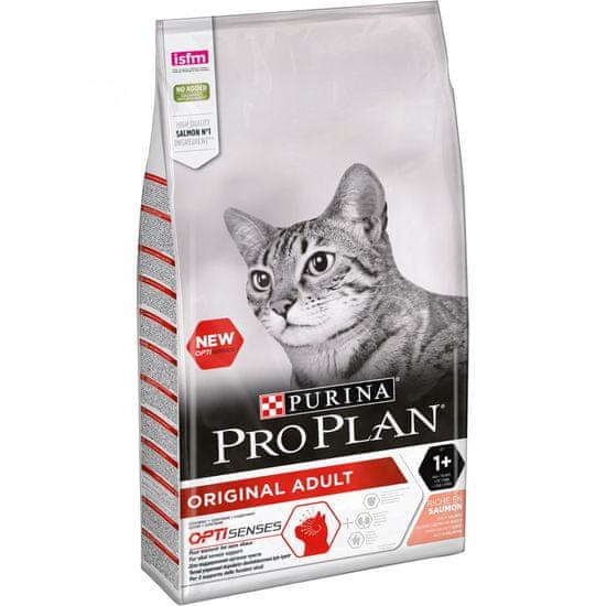 Purina Pro Plan Cat Adult losos 10kg