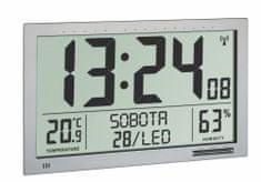 TFA Nástenné DCF hodiny TFA 60.4517.54, veľkosť XL